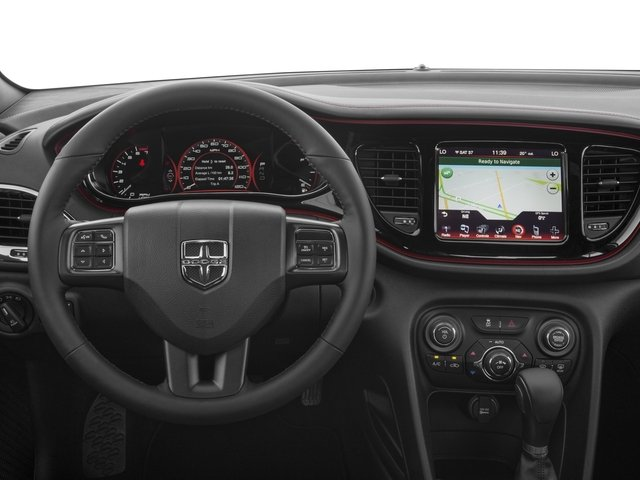 2016 Dodge Dart Pictures Dart Sedan 4D GT I4 photos driver's dashboard