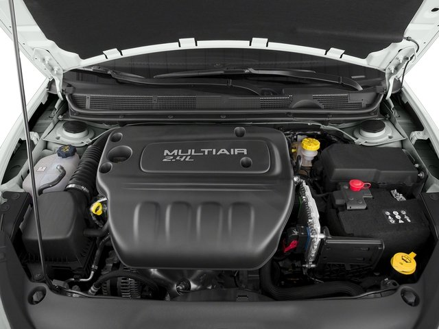 2016 Dodge Dart Pictures Dart Sedan 4D GT Sport I4 photos engine