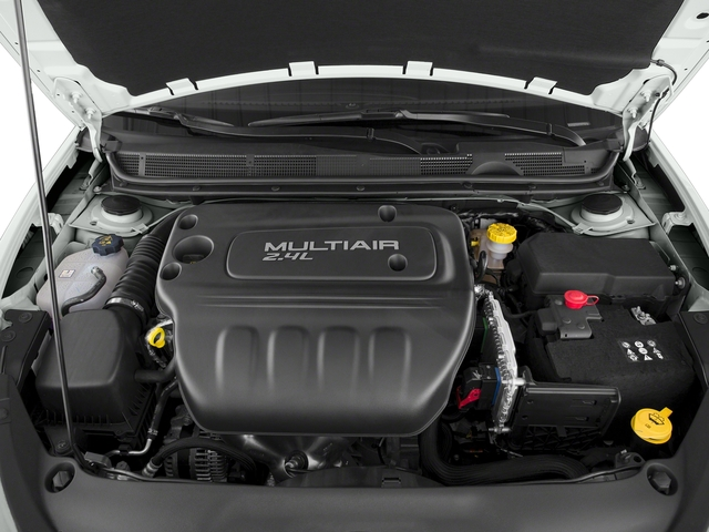 2016 Dodge Dart Pictures Dart Sedan 4D GT I4 photos engine