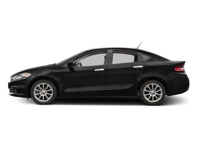 2016 Dodge Dart Pictures Dart Sedan 4D Limited I4 photos side view