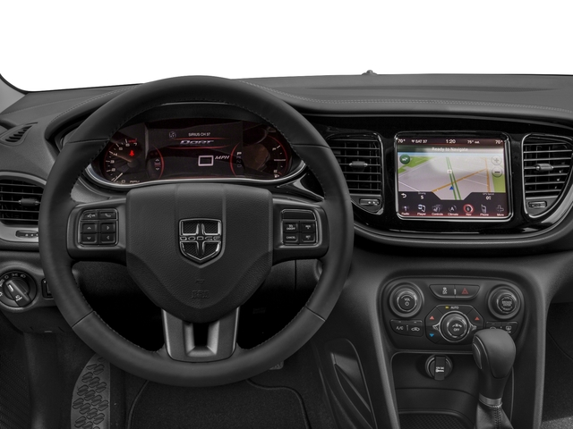 2016 Dodge Dart Prices and Values Sedan 4D Limited I4 driver's dashboard