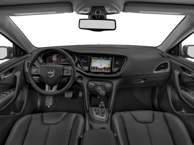 2016 Dodge Dart Pictures Dart Sedan 4D Limited I4 photos full dashboard