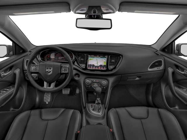 2016 Dodge Dart Prices and Values Sedan 4D Limited I4 full dashboard