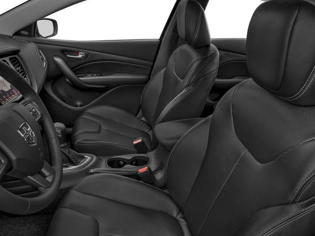 2016 Dodge Dart Prices and Values Sedan 4D Limited I4 front seat interior