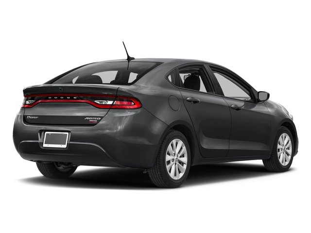 2016 Dodge Dart Prices and Values Sedan 4D Aero I4 Turbo side rear view
