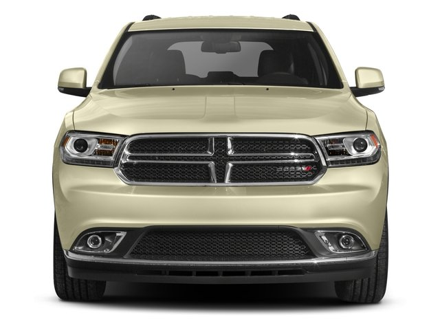 2016 Dodge Durango Prices and Values Utility 4D SXT AWD V6 front view