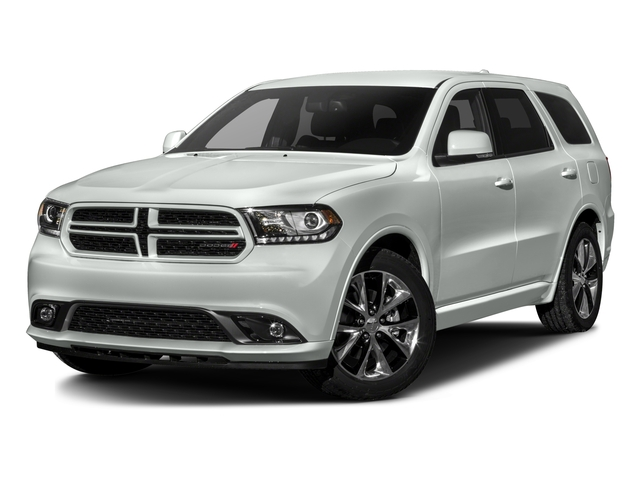 2016 Dodge Durango Pictures Durango Utility 4D R/T 2WD V8 photos side front view