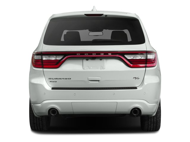 2016 Dodge Durango Pictures Durango Utility 4D R/T 2WD V8 photos rear view