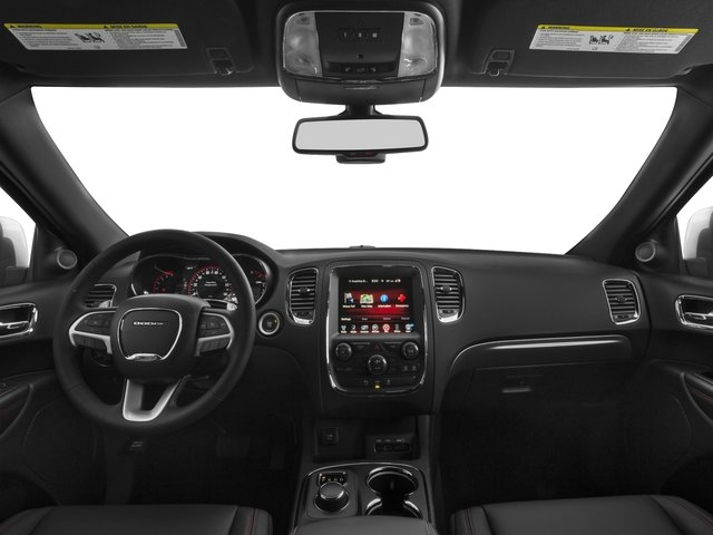 2016 Dodge Durango Pictures Durango Utility 4D R/T 2WD V8 photos full dashboard