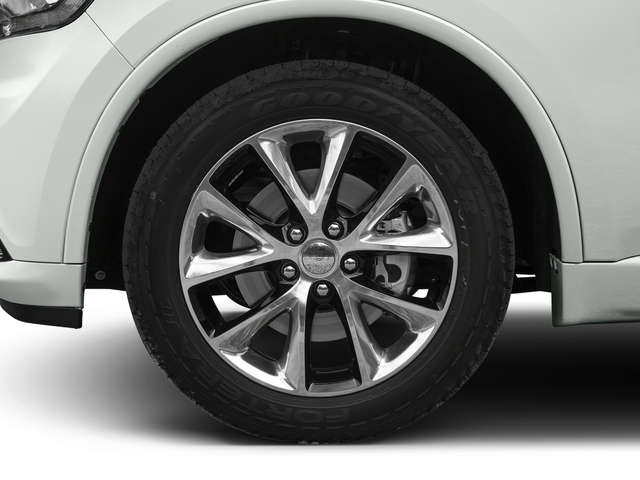 2016 Dodge Durango Pictures Durango Utility 4D R/T 2WD V8 photos wheel