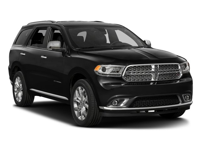 2016 Dodge Durango Prices and Values Utility 4D Citadel 2WD V6 side front view