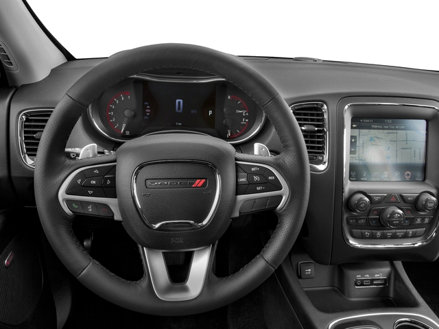 2016 Dodge Durango Prices and Values Utility 4D Citadel 2WD V6 driver's dashboard