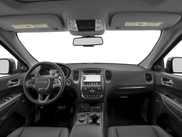 2016 Dodge Durango Prices and Values Utility 4D Citadel 2WD V6 full dashboard