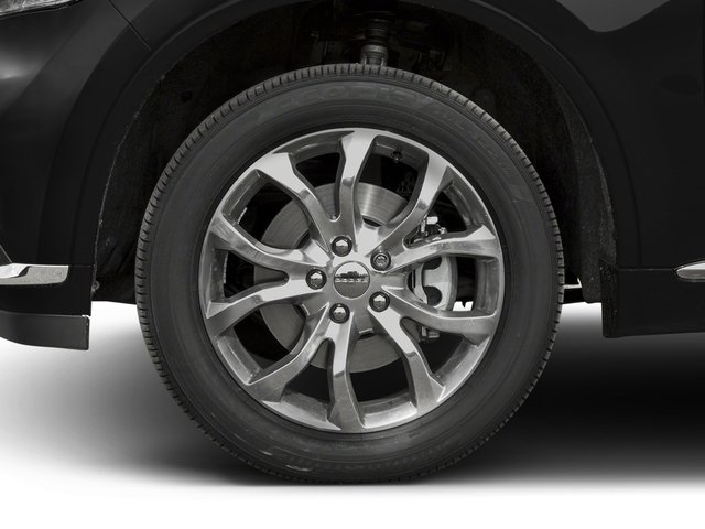 2016 Dodge Durango Prices and Values Utility 4D Citadel 2WD V6 wheel