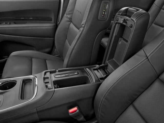 2016 Dodge Durango Prices and Values Utility 4D Citadel 2WD V6 center storage console