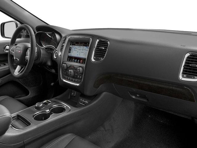 2016 Dodge Durango Prices and Values Utility 4D Citadel AWD V6 passenger's dashboard