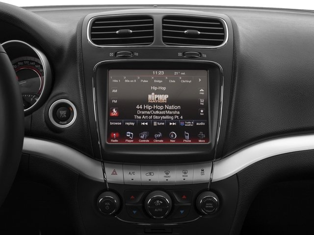 2016 Dodge Journey Prices and Values Utility 4D R/T 2WD V6 stereo system
