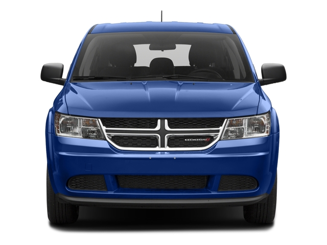 2016 Dodge Journey Prices and Values Utility 4D SE 2WD I4 front view