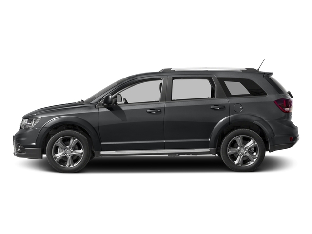 2016 Dodge Journey Prices and Values Utility 4D Crossroad AWD V6 side view