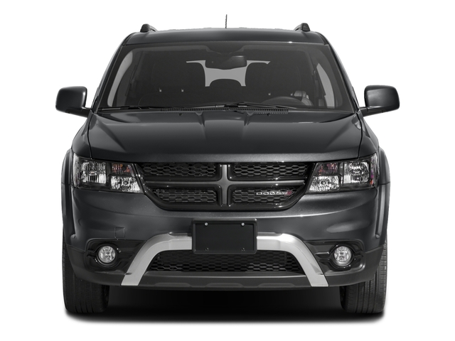 2016 Dodge Journey Prices and Values Utility 4D Crossroad AWD V6 front view