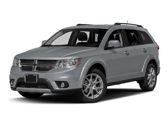 2016 Dodge Journey Prices and Values Utility 4D SXT AWD V6 side front view