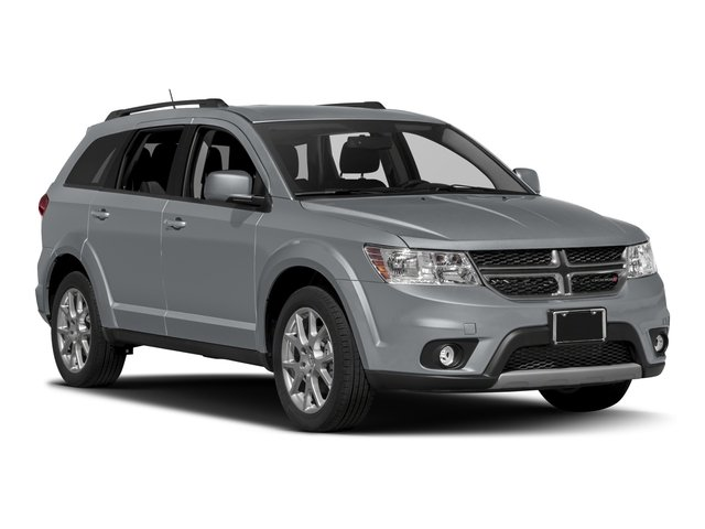 2016 Dodge Journey Prices and Values Utility 4D SXT 2WD V6 side front view