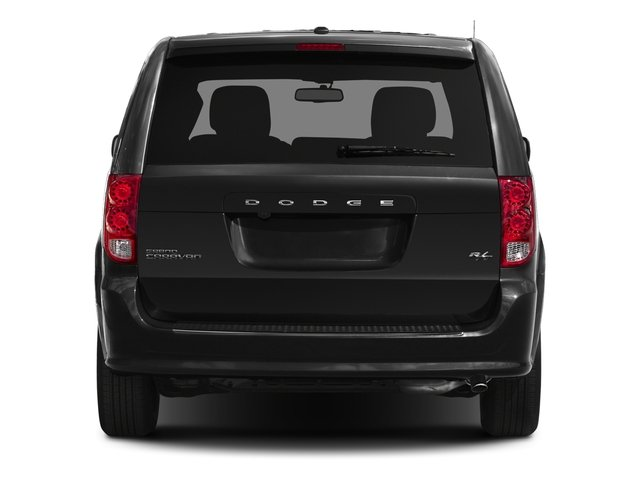 2016 Dodge Grand Caravan Prices and Values Grand Caravan R/T V6 rear view
