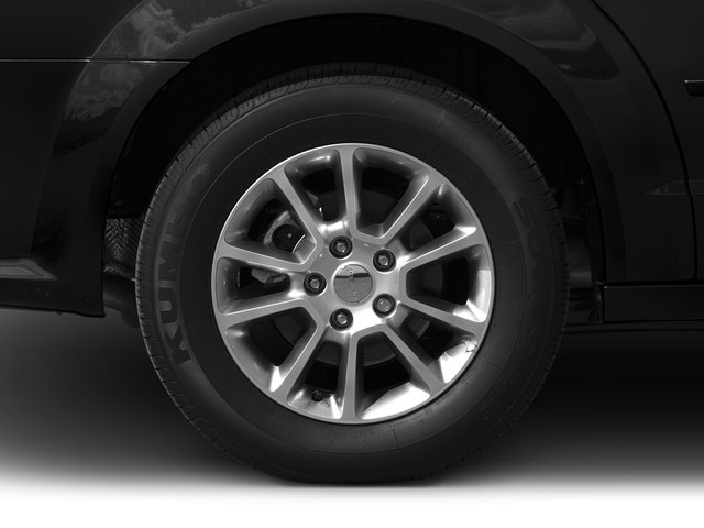 2016 Dodge Grand Caravan Prices and Values Grand Caravan R/T V6 wheel