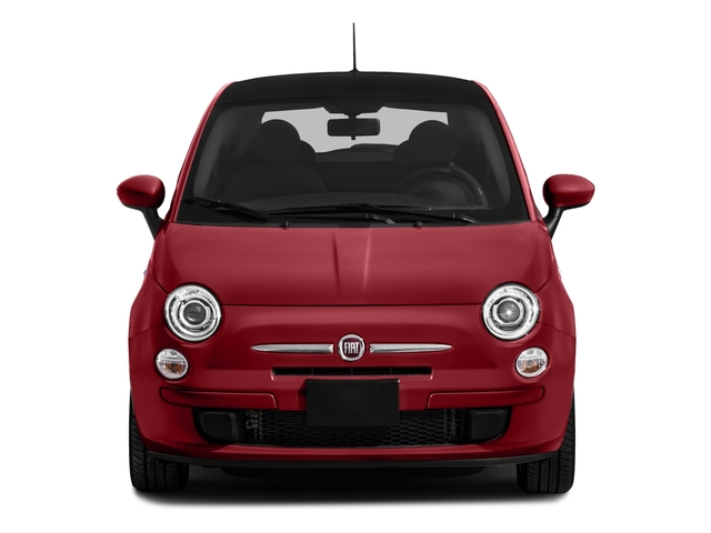 2016 FIAT 500 Pictures 500 Hatchback 3D Lounge I4 photos front view