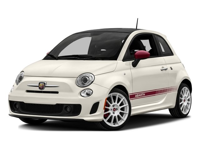 2016 FIAT 500 Prices and Values Hatchback 3D Abarth I4 side front view