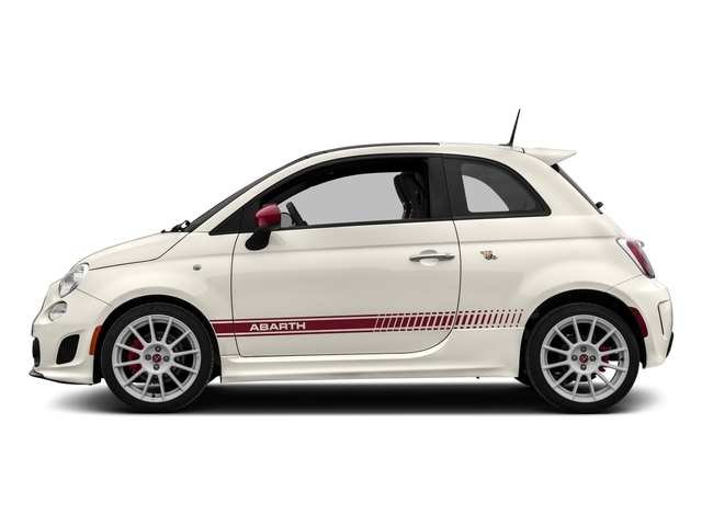 2016 FIAT 500 Prices and Values Hatchback 3D Abarth I4 side view