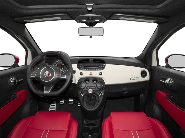 2016 FIAT 500 Prices and Values Hatchback 3D Abarth I4 full dashboard