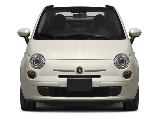 2016 FIAT 500c Prices and Values Convertible 2D Easy I4 front view