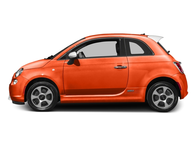 2016 FIAT 500e Prices and Values Hatchback 3D 500e Electric side view