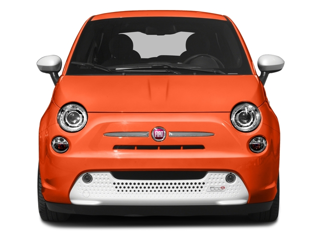2016 FIAT 500e Prices and Values Hatchback 3D 500e Electric front view