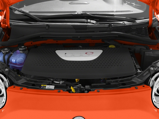 2016 FIAT 500e Prices and Values Hatchback 3D 500e Electric engine