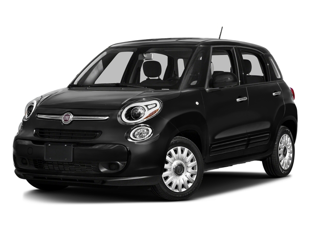 2016 FIAT 500L Prices and Values Hatchback 5D L Pop I4 Turbo side front view