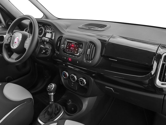 2016 FIAT 500L Prices and Values Hatchback 5D L Pop I4 Turbo passenger's dashboard