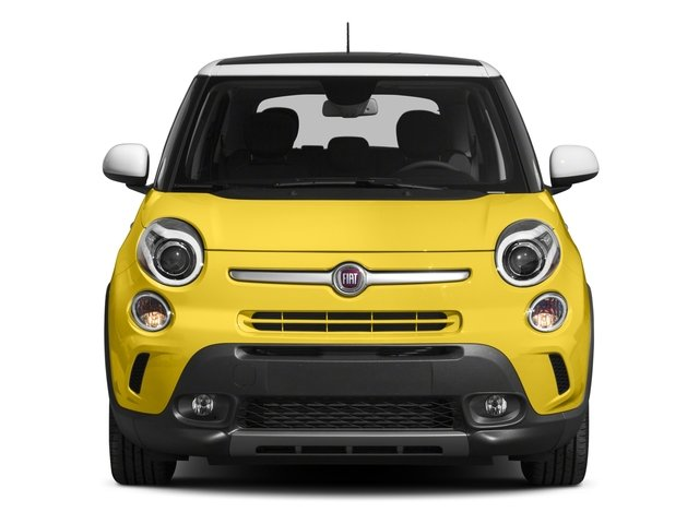 2016 FIAT 500L Prices and Values Hatchback 5D L Trekking I4 Turbo front view