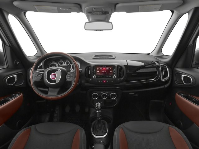 2016 FIAT 500L Prices and Values Hatchback 5D L Trekking I4 Turbo full dashboard