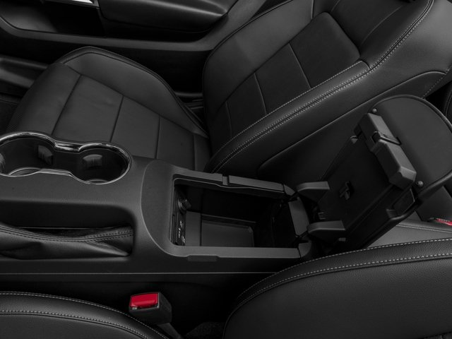 2016 Ford Mustang Pictures Mustang Convertible 2D GT Premium V8 photos center storage console