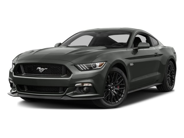 2016 Ford Mustang Prices and Values Coupe 2D GT V8