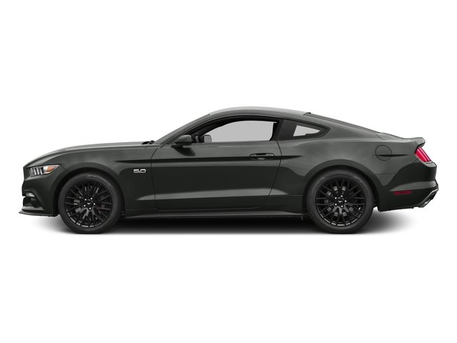 2016 Ford Mustang Prices and Values Coupe 2D GT V8 side view