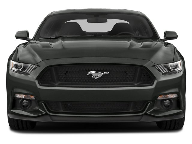 2016 Ford Mustang Prices and Values Coupe 2D GT V8 front view