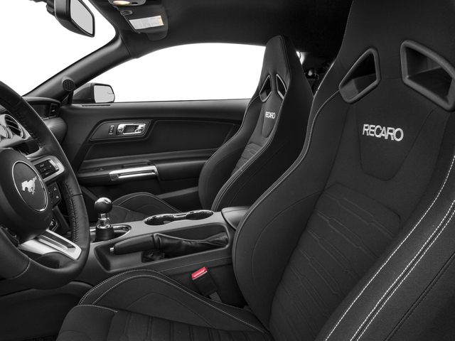 2016 Ford Mustang Prices and Values Coupe 2D GT V8 front seat interior
