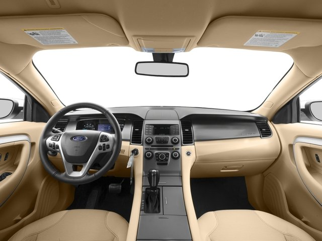2016 Ford Taurus Prices and Values Sedan 4D SE EcoBoost I4 Turbo full dashboard