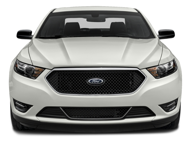 2016 Ford Taurus Prices and Values Sedan 4D SHO AWD V6 Turbo front view