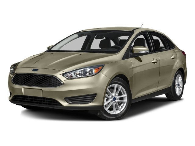 2016 Ford Focus Prices and Values Sedan 4D SE EcoBoost I3 Turbo