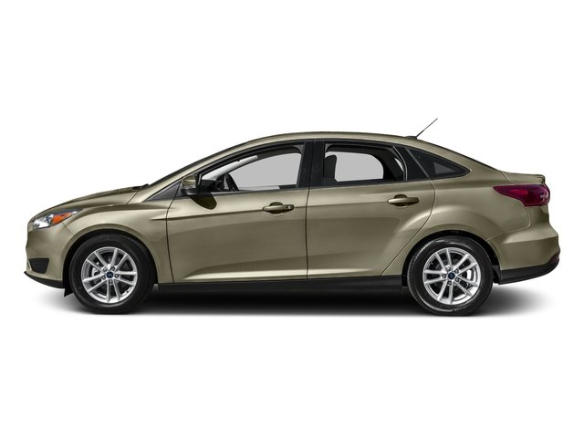 2016 Ford Focus Prices and Values Sedan 4D SE EcoBoost I3 Turbo side view