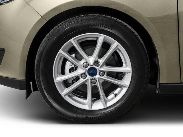 2016 Ford Focus Prices and Values Sedan 4D SE EcoBoost I3 Turbo wheel